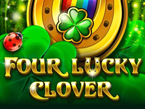 Four Lucky Clover automat online