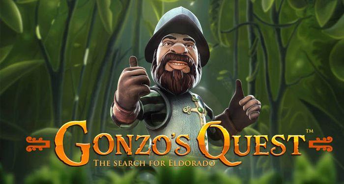 Gonzo's Quest automat