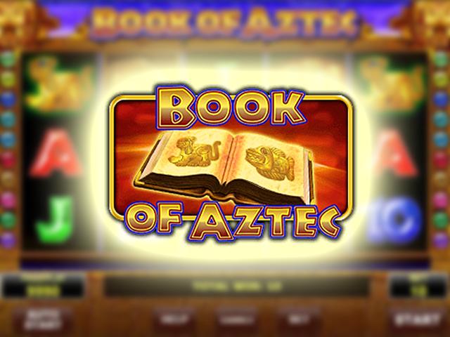 book of aztec za darmo
