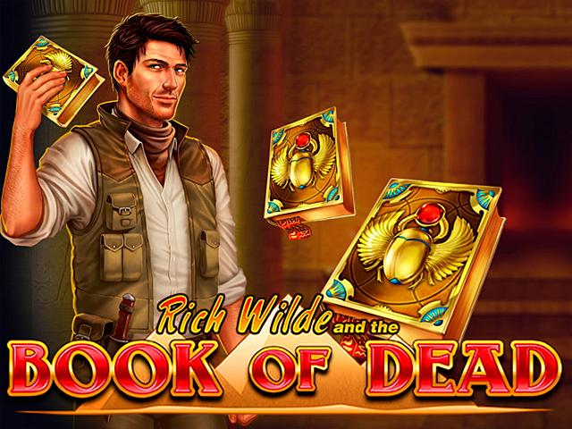 book of dead gra hazardowa