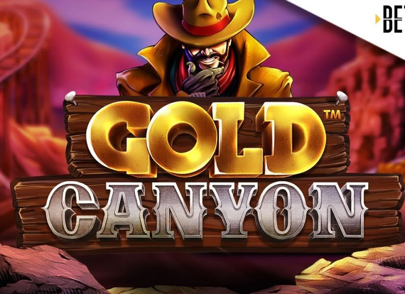 gold canyon automat online