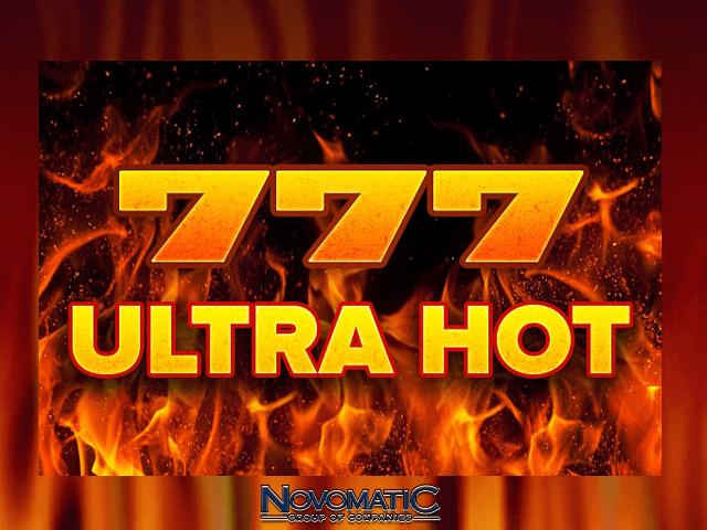 ultra hot darmowy slot